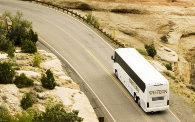 Shuttle Bus or Motorcoaches are convenient, safe, and affordable in Houston.