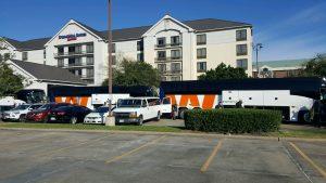 Western Motorcoach - Houston - Spring Break Bus Transportation