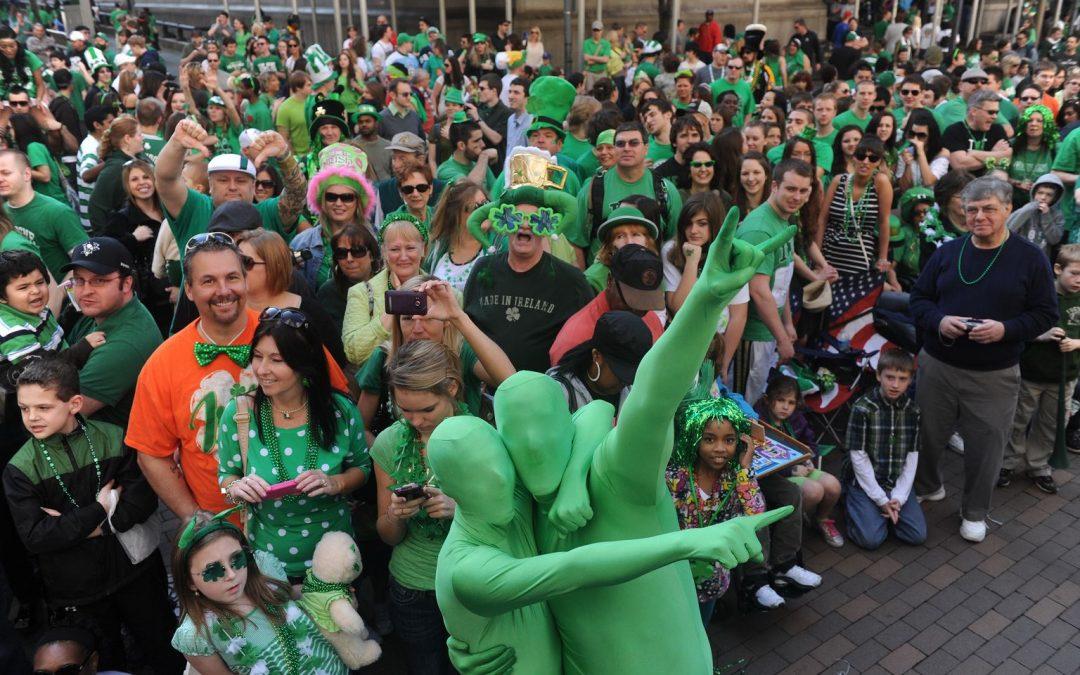 Spend St. Patrick's day in Boston!