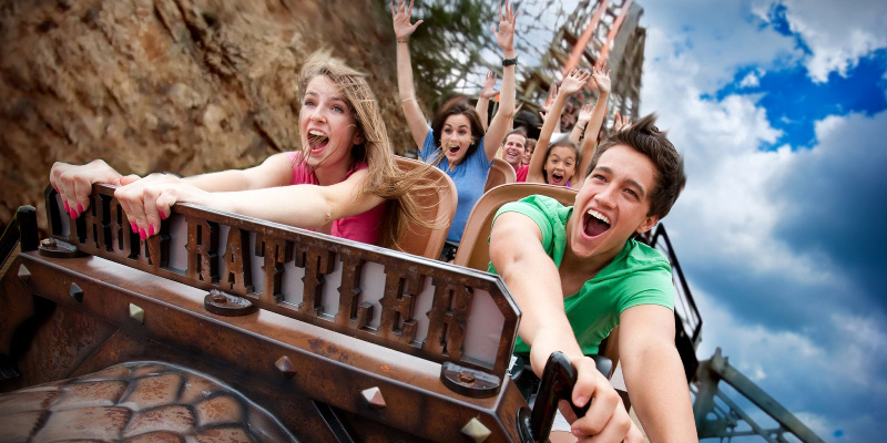 Take A Trip To Six Flags Fiesta Texas For Their Spring Festivities