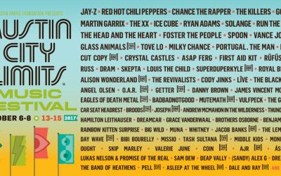 Rent a bus for Austin City Limits Music Festival and travel in style!