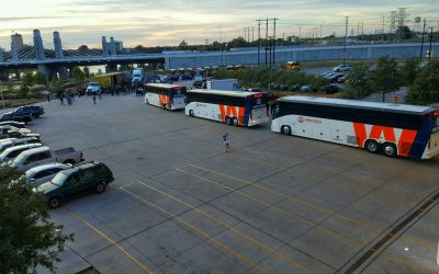 The Best Transportation For Texas's Playoff-Bound High School Football Teams