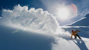 Western Motorcoach - Spring Break - Snow